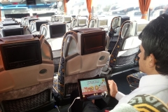 Bus & Coach & Vehicle Industrial USB Chargers