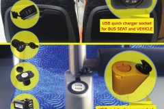 Blueroad-VEHİCLE-USB-CHARGER